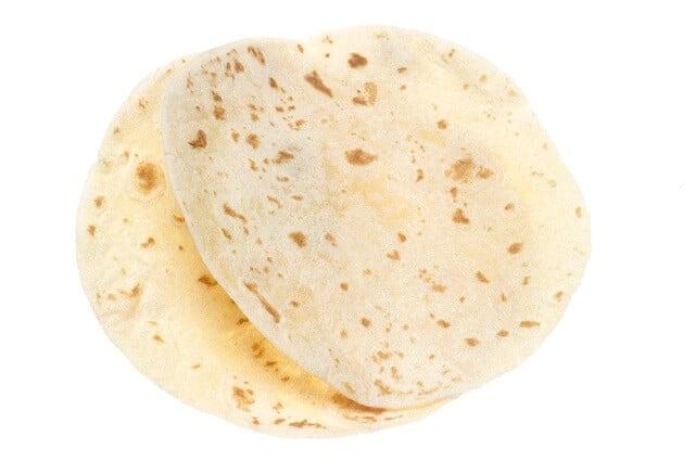 Flour Tortilla vegan