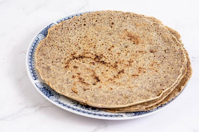Flour Tortillas vegan