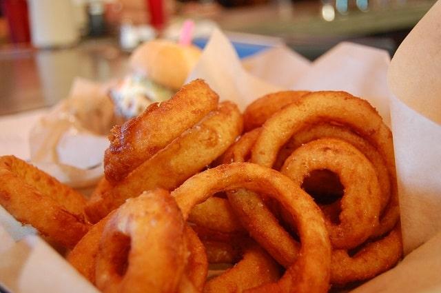 Onion Ring Vegan