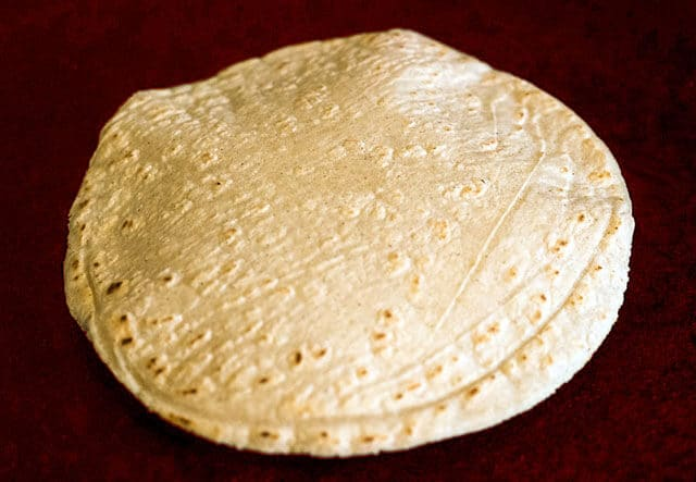 are corn tortillas vegan