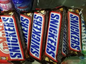 Are snickers vegan