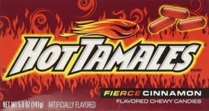 Hot Tamales Vegan