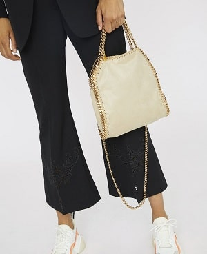 Falabella bag from Stella McCartney made of vegan leather